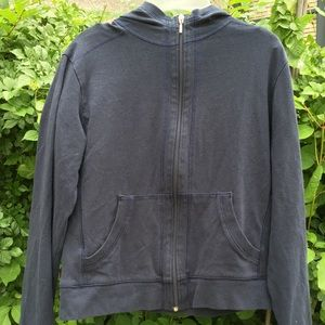 LUCY NAVY BLUE SWEATER